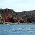 海島侵蝕地貌