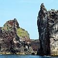 令人嘆為觀止的海島地貌