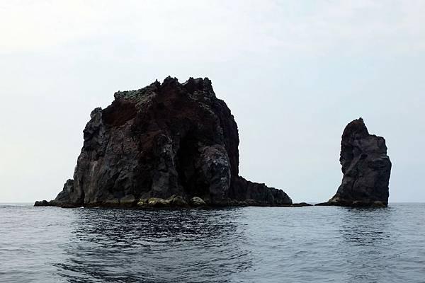 花瓶嶼東南側
