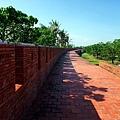 恆春古城東門城牆