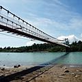 港口茶山吊橋