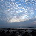 三獅山海濱夕景