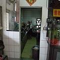 鴻美餐飲店的廚房