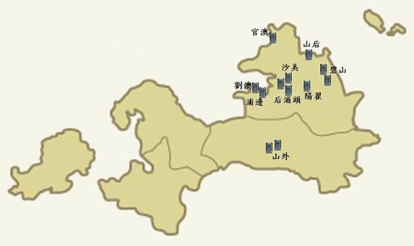 風獅爺Map1