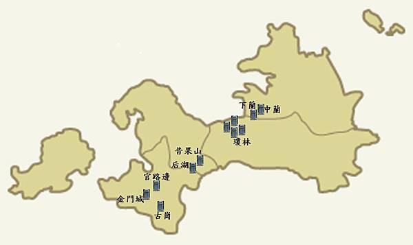 風獅爺Map2