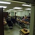 日本棋院三樓教室