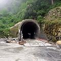 新屏遮那隧道西端口