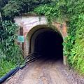第45號隧道西口端