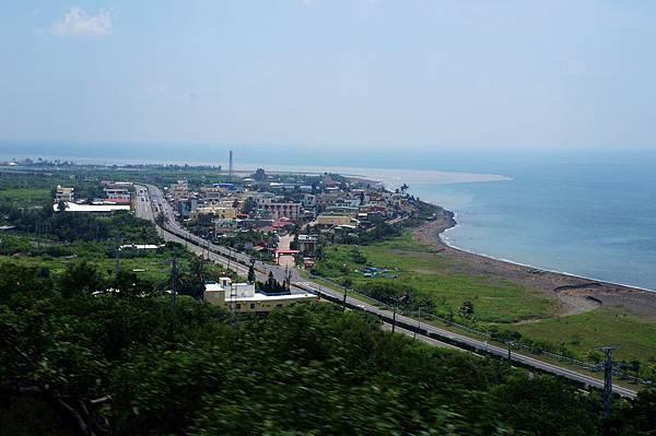 遙望枋山村
