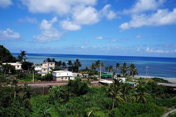 南迴之美,海邊村落