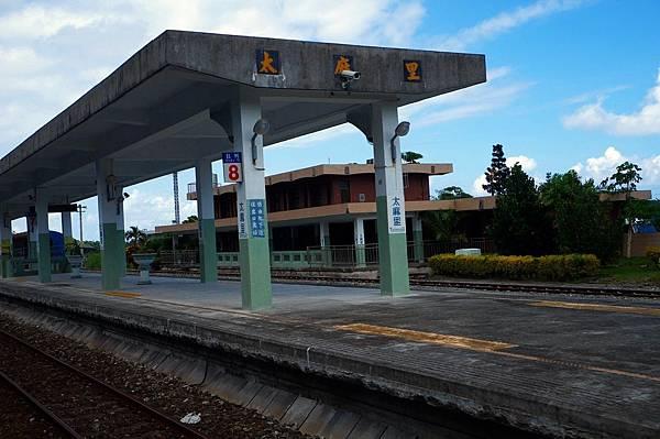 太麻里車站(枋寮起里程74.9km)