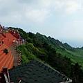 火山口東側觀景台