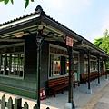 北門車站日式木造站房
