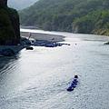 秀姑巒溪下游泛舟終點
