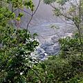 秀姑巒溪中常見巨大白石