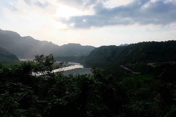 奇美部落附近谷地(11.5km)