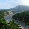 秀姑巒溪風景