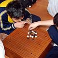 五子棋推廣得從小普及