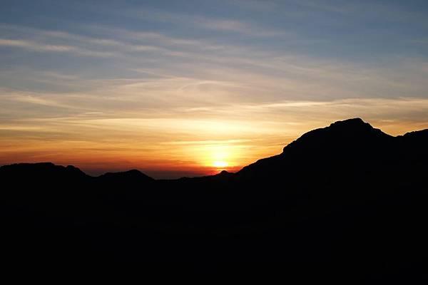 石門山看日出