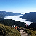 登山步道展望風景