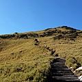 合歡東峰登山步道