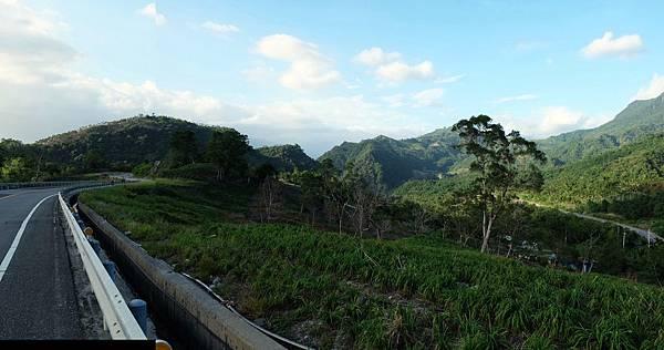 玉長公路風景