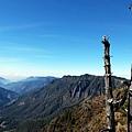 攀登玉山前峰風景