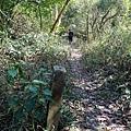 六龜警備古道路碑遺跡