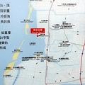 七股潟湖Map