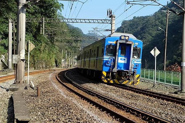 宜蘭線列車