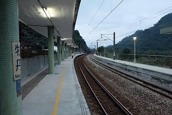 牡丹車站往南