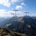 合歡北峰步道1.0K展望風景