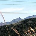 小粗坑古道眺望茶壺山