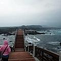 三仙台海岸一景