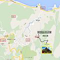 無耳茶壺山登山步道Map