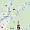 尾寮山Map