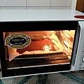 放入烤箱烘烤