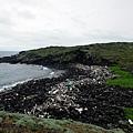 棉花嶼西北部海灣