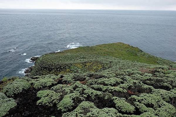 棉花嶼東南沿海一景