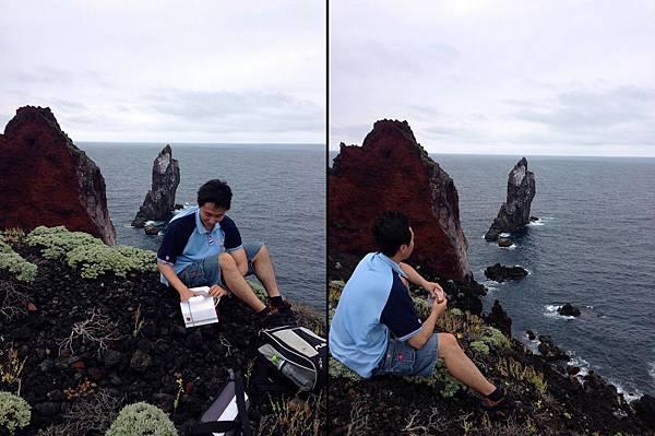 特殊的海島地貌令人流連