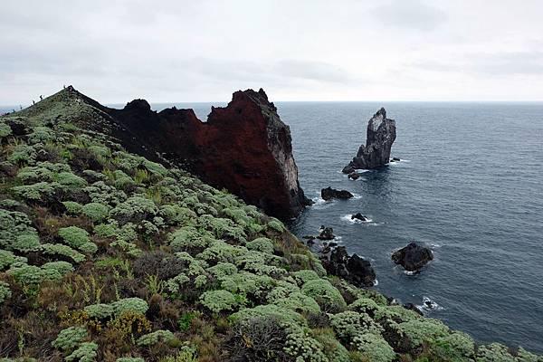 棉花嶼東部海岸景觀