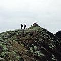 棉花嶼稜線一景