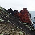 棉花嶼東部崖岸景觀