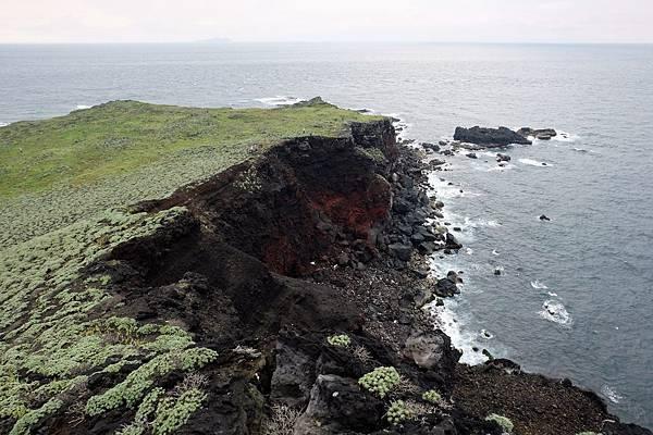 展望棉花嶼東北海岸