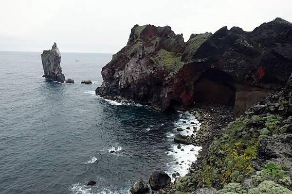 峽灣與海蝕洞地貌