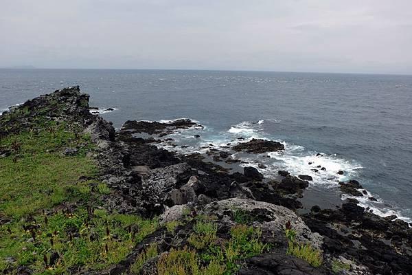 棉花嶼北部海岸