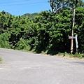 「星苑」指標牌往山頂路