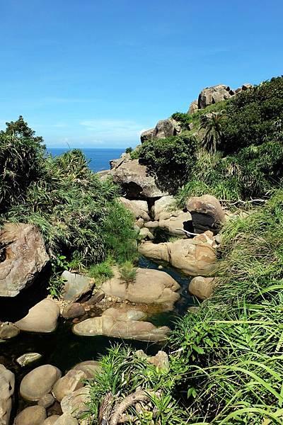 山海瀑布之源秘境