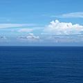 凝望浩瀚大海