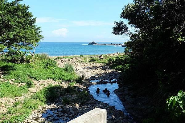 海邊秘境的悠哉閒情